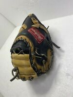 RAWLINGS THE GLOBE GOLD CATCHERS MITT RCM 315 YOUTH THROWS RIGHT