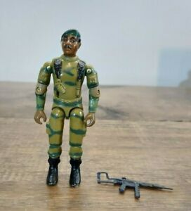 GI Joe 1983 Swivel Arm Stalker *GI Joe Ranger* Complete