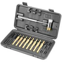 NEW 951900 Wheeler Engineering Hammer and Punch Set Plastic Case
