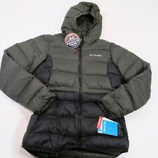 $160 Columbia Women's Sunrise Peak 700 Fill Down Hooded Jacket Size Small NWT