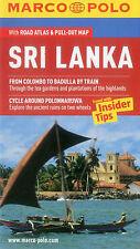 Sri Lanka Marco Polo Guide   9783829707596