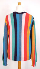 Paul Smith Mainline 100% Cashmere Gents Crew Neck Sweater / Jumper (XL) RRP £530