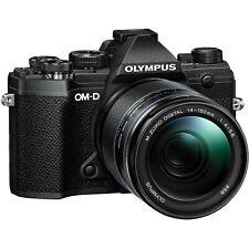 Olympus OM-D E-M5 Mark III w/14-150mm Lens (Black) *NEW* *IN STOCK*
