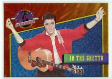 "Elvis Collection ""In the Ghetto"" Dufex Foil Card #25 of 40"