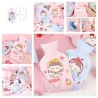 Silicone Rubber Hot Water Bottle Cute Designed Hot Compress Warmer Accessories