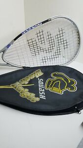 Black Knight squash racquet SQ-5280 RF-89 486cm