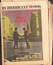 OOR 1975 19 Bruce Springsteen PINK FLOYD Genesis JIMI HENDRIX Kayak JETHRO TULL