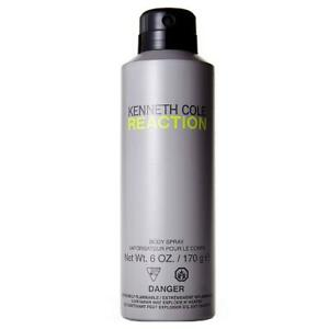 Kenneth Cole Reaction Body Spray 6 oz