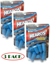 Hearos Xtreme Protection, 3x14 Pair Foam (PACK OF 3) +++ FREE SHIPPING!