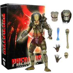 "Jungle Hunter Predator Ultimate Movie Collection 1:12 Doll 7"" Action Figure"