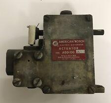 AGD100, American Bosch Actuator