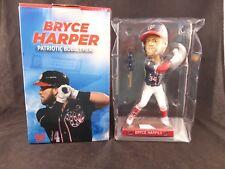 MLB Bryce Harper Limited Edition Patiotic Bobblehead Washington Nationals