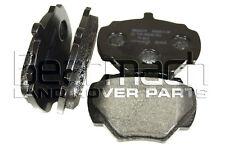 300tdi TD5 94-06 Set Pastiglie Freno Posteriore-Defender 90/Discovery 1-BR 3145M