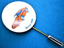 K470*) Vintage BMW Martini Classic Motor Car tie lapel pin collectable badge