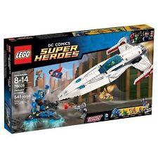 76028 DARKSEID IVASION lego NEW D.C. super heroes legos superman Hawkman Cyborg