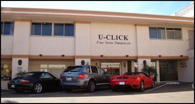 U-Click Timepieces