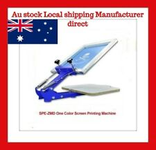 Table Board Fixed Single 1 Color 1 Station T-shirt Screen Printing Postage Vary