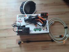 WORX 20V Cordless Hydroshot Pressure Cleaner (WG629E.1)