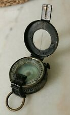 Military Issued 1940 MK III 3 Prismatic Marching compass T. G. Co Ltd