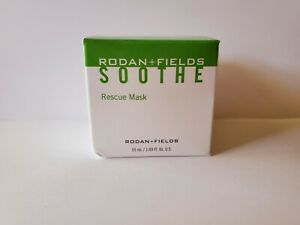 NEW in Box Rodan and + Fields Soothe Rescue Mask50mL/1.69oz.