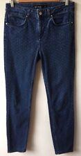 Karen Millen Blue Skinny Jeans Size 10