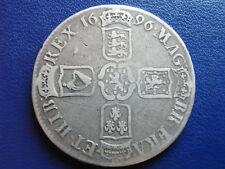 William III 1696 Crown Octavo