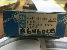 BMW -.25mm U/Size Bigend Bearings M30 Engine 2.5/2.8/3.0cc