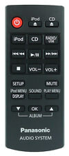 Panasonic SC-HC37DAB TELECOMANDO ORIGINALE GENUINE