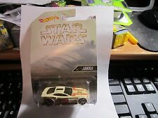 "HOT WHEELS-""DISNEY STAR WARS"" #8 JAKKU"