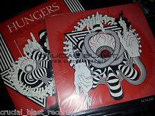 HUNGERS The Unobserved LP blackened noise/sludge rock neurosis arabrot unsane