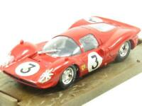 Brumm Diecast R159 Ferrari 330 P4 HP 450 Red 1967 1 43 Scale Boxed