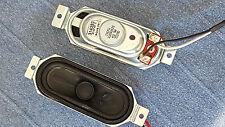 """TOSHIBA 20""""LCD TV (NR-20W330DB)  SET OF SPEAKERS JIEFU 30050478"""
