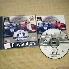 F1 campeonato temporada 2000-Raro Sony PS1 Juego