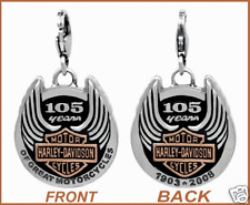 HARLEY DAVIDSON LIMITED 105TH ANNIVERSARY CHARM