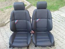 BMW e36 Sportsitze Ledersitze Sitzbezüge NEU original Montana Leder