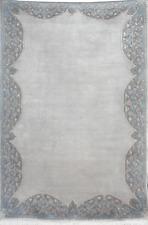 HANDMADE ORIENTAL RUG INDO TIBETAN 4 x 6