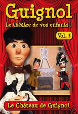 DVD Guignol - Vol. 3 - Le Château de Guignol