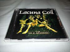 """CD  / LACUNA  COIL /  """" IN  A  REVERIE """""""