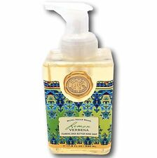 Michel Design Works LEMON VERBENA Foaming Hand Soap + Shea Butter + Aloe Vera