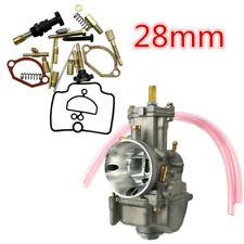 28mm Super Performance Power Jet Carburetor + Repair Kit for 4 Stoke 50cc-800CC
