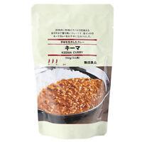 Muji Japanese Curry Chicken Keema Flavor Instant Food Medium Hot 180g