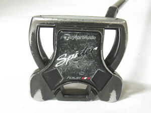 "Used RH Taylormade Spider Tour Black 35"" Putter"