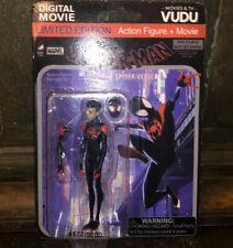 SPIDER-MAN ,INTO THE SPIDER-VERSE VUDU Action Figure And Digital Movie 4572/5000