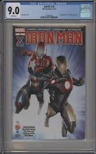 AAFES #15 - CGC 9.0 - IRON MAN - ONLY AVAILABLE FROM MILITARY PX - 1230900013