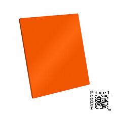 Pixel Peeper 100mm Naranja Filtro Lee & Cokin Compatible. 10.2cm 100mm X 143mm