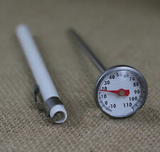 Stainless Steel Oven Cooking Thermometer Needle Food Meat Temperature Gauge EG
