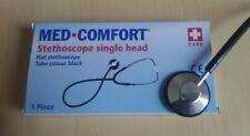 Stethoskop Stethoskope Stetoskop Stethoscope rot od. schwarz DRK Arzt von Ampri