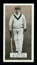More details for carreras cricketers 1934 don bradman - australia & new south wales
