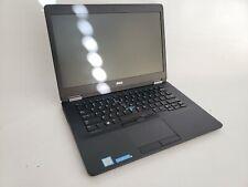 New Listing* Dell Latitude E7470 Laptop Intel i5-6300U 2.4Ghz, 8Gb Ram, No Hdd, No Os