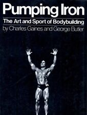 B000JJVBQ4 PUMPING IRON THE ART AND SPORT OF BODY BUILDING Revised and Updated